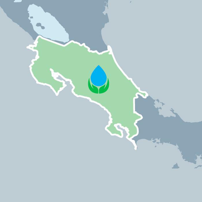 Realización de la primera exportación a Costa Rica.